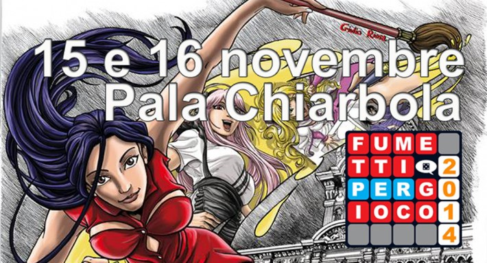 Fumetti per Gioco 2014